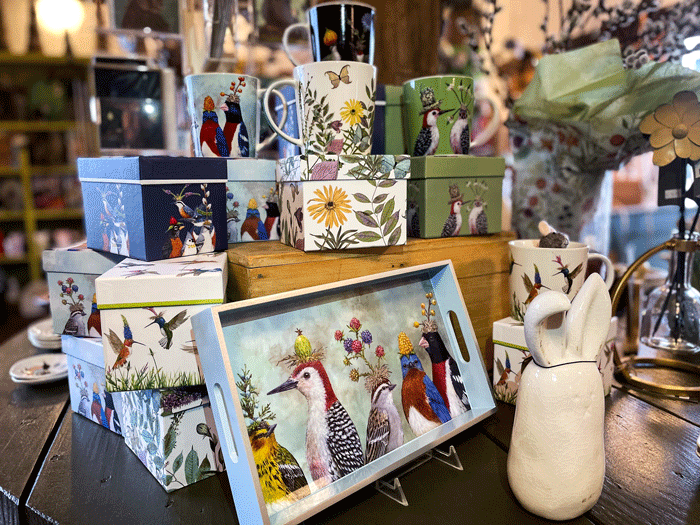 Mugs and Spring Gift Items